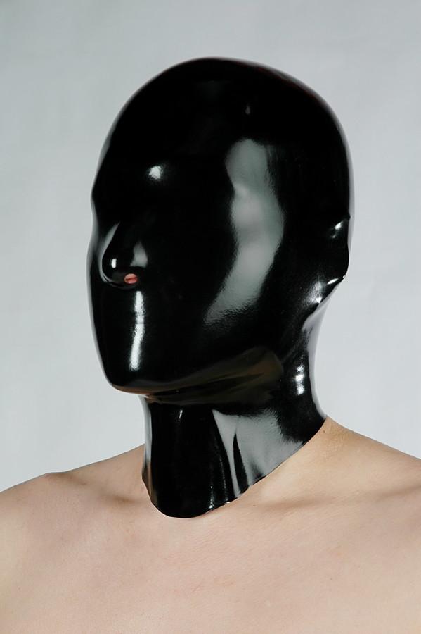 1110 - Máscara de Látex Fechada