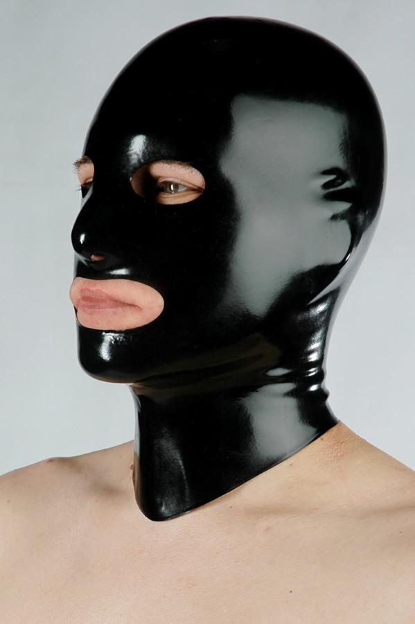 1140 - Máscara de Látex Aberta